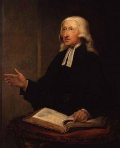 la sana doctrina biblica, Juan Weslwey